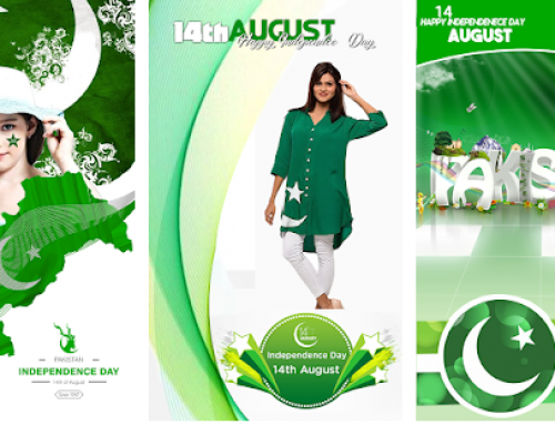 Pak Independence 14th August DP Maker