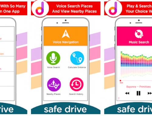 Voice Safe Drive